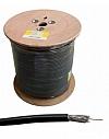 RG-6 CU Przewód koncentryczny  zewnętrzny żelowany /305m