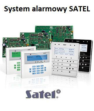 Systemy alarmowe SATEL