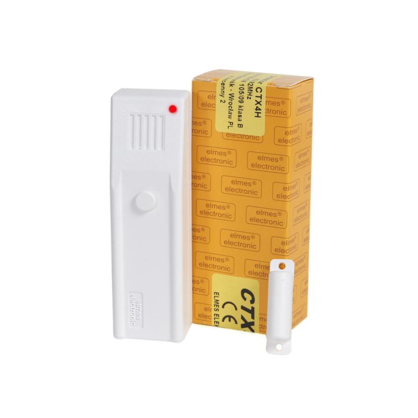 CTX4H Bezprzewodowy detektor
