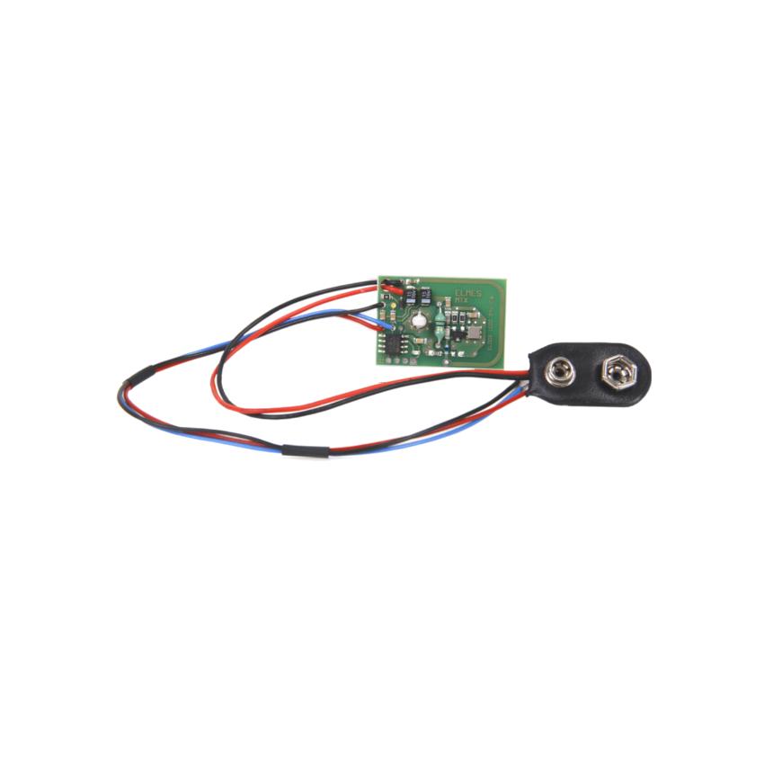 MTX Miniaturowy nadajnik dwukanałowy