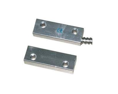 KAS-2071 Kontaktron magnetyczny do drzwi metalowych ( pętla sabotażowa)