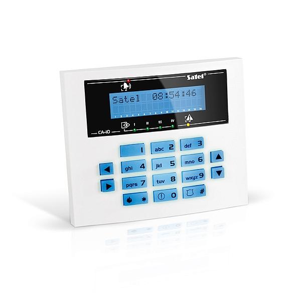 CA-10BLUE-S Klawiatura LCD