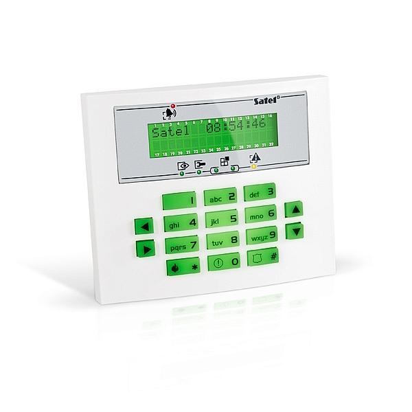 INT-KLCDS-GR Klawiatura LCD