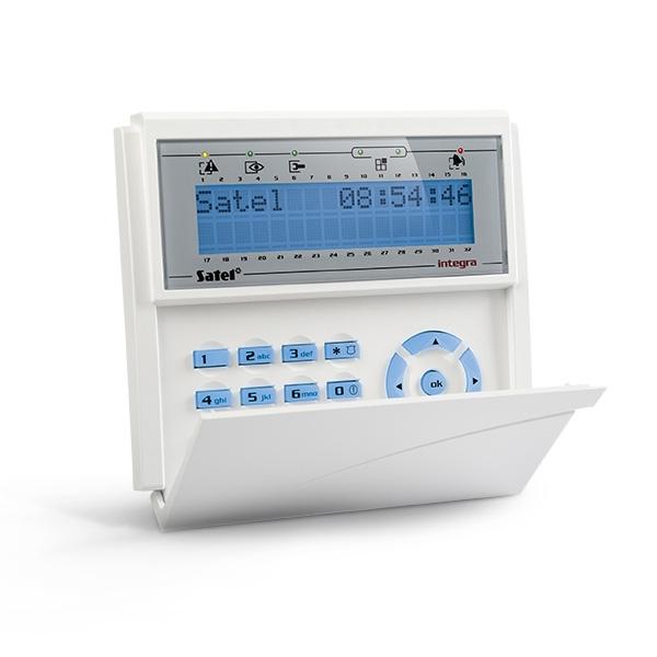 INT-KLCD-BL Klawiatura LCD