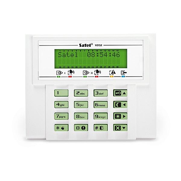 VERSA-LCD-GR Klawiatura LCD