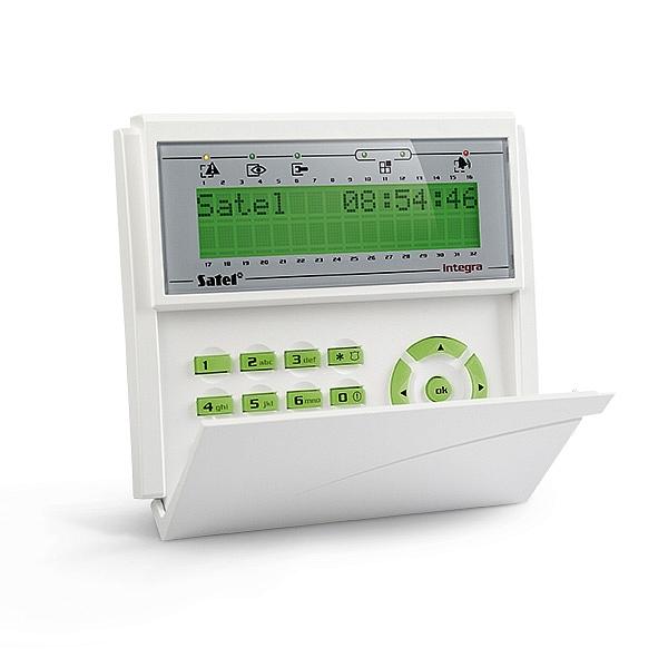 INT-KLCD-GR Klawiatura LCD