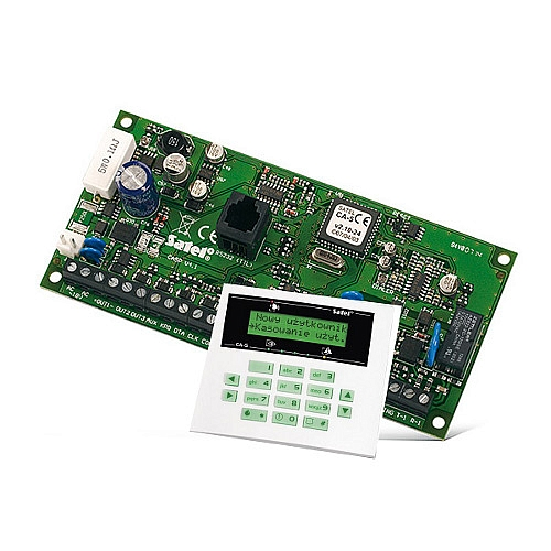 CA5KPL-LCD Zestaw centrala CA-5 + Klawiatura LCD-S