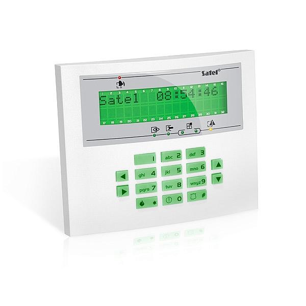 INT-KLCDL-GR Klawiatura LCD