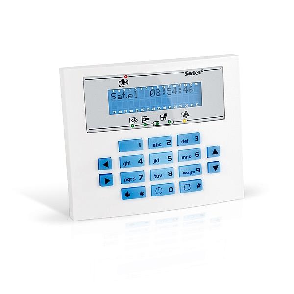 INT-KLCDS-BL Klawiatura LCD