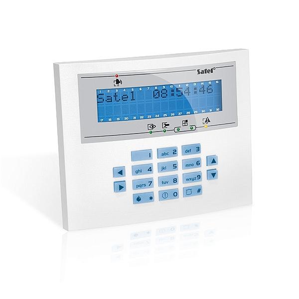 INT-KLCDL-BL Klawiatura LCD