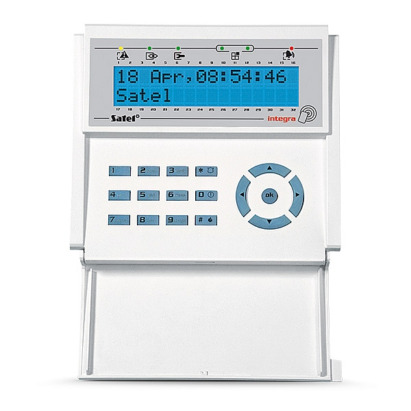 INT-KLCDR-BL Klawiatura LCD