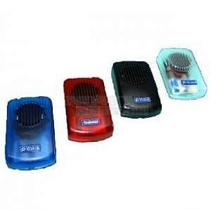 TSW2D ECO Sygnalizator wewnętrzny akustyczno-optyczny niebieski