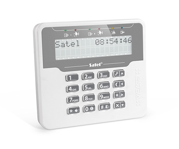 VERSA-LCDM-WH Manipulator LCD