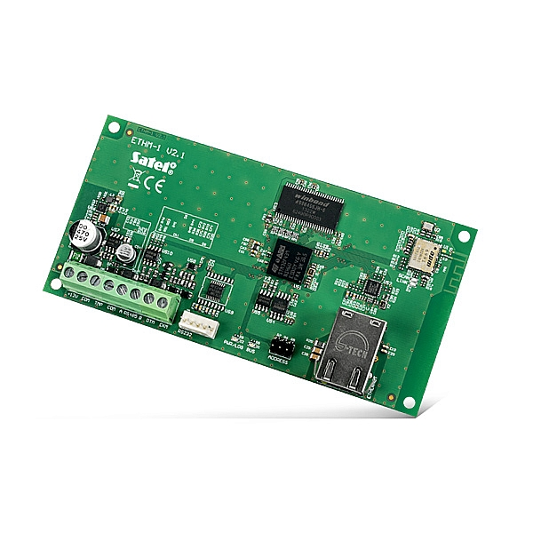 ETHM-1 Plus ethernetowy moduł komunikacji