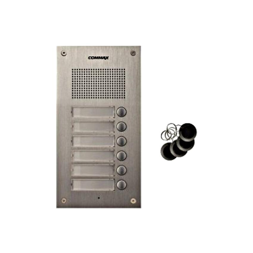 DR-6UM/RFID Stacja bramowa