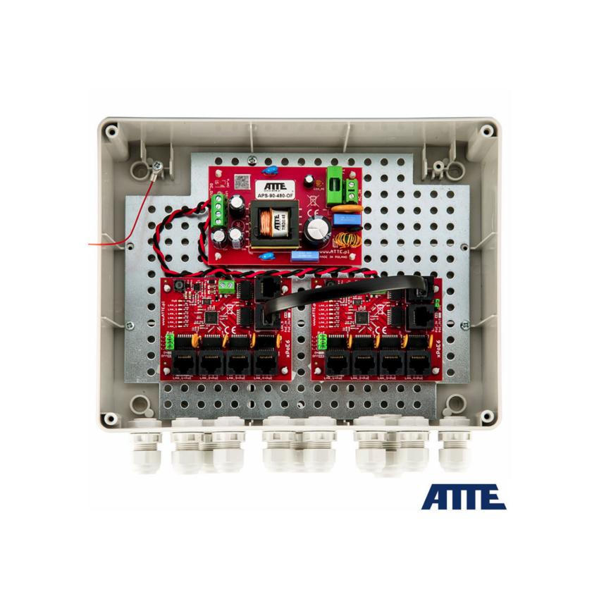 IP-9-11-L2 Switch