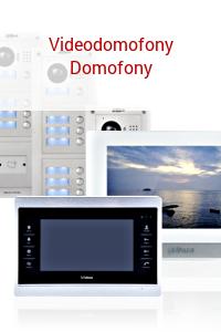 Wideodomofony Domofony