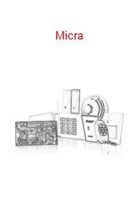 Alarm bezprzewodowy MICRA