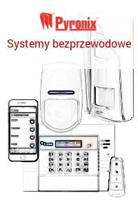 Pyronix systemy bezprzewodowe