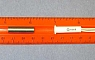 RFM 25 WH Kontaktron magnetyczny wpuszczany