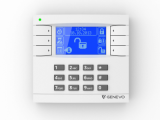 PRiMA LCD manipulator systemu alarmowego