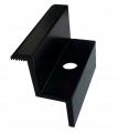 Klema końcowa 35mm czarna