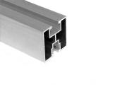 Profil montażowy 40x40mm srebrny aluminiowy (3300mm)